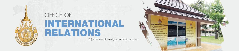 Website logo International Business Management at Rajamangala University of Technology Lanna